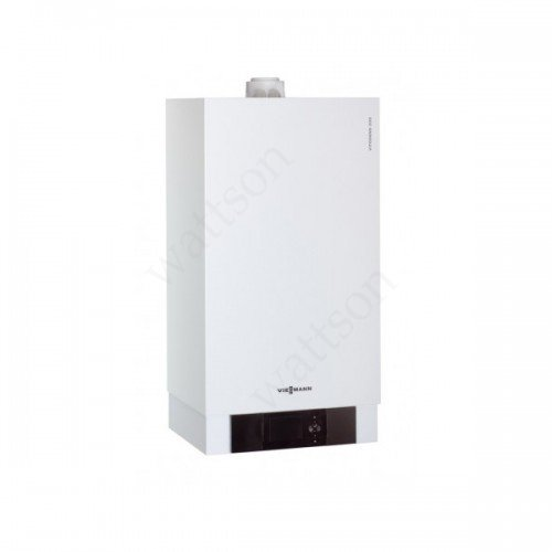 VIESSMANN Котел конденсационный настенный Vitodens 200-W c Vitotronic 100 тип НС1В (30-80 кВт)