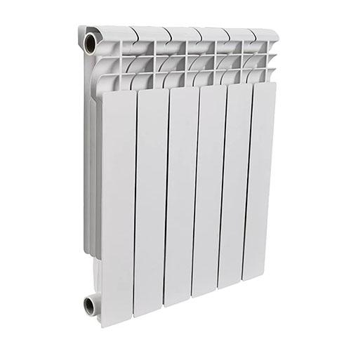 Радиатор алюминиевый ROMMER Optima 500 6 секций