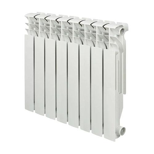 Радиатор алюминиевый ROMMER Optima 500 8 секций