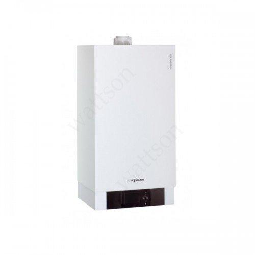 VIESSMANN Котел конденсационный настенный Vitodens 200-W c Vitotronic 200 тип Н01В (20-80 кВт)
