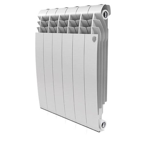 Радиатор алюминиевый RoyalThermo DreamLiner 500 4 секции