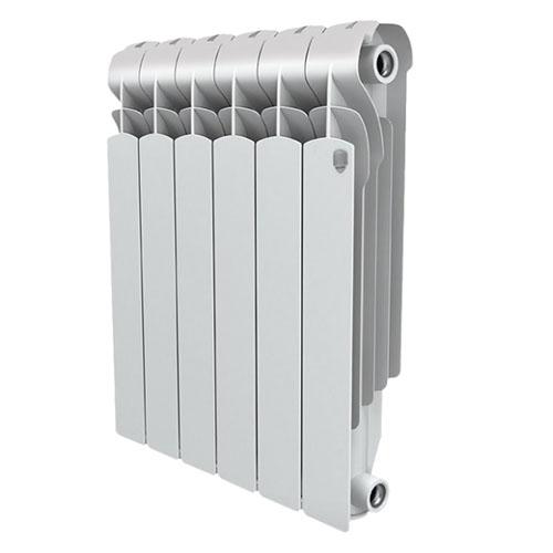 Радиатор алюминиевый RoyalThermo Indigo 500 4 секции