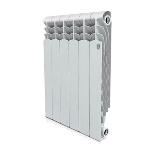 Радиатор биметаллический Royal Thermo Revolution BiMetall 500 6 секций