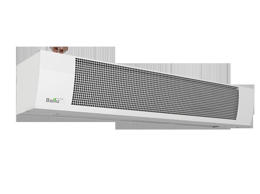 Завеса тепловая водяная Ballu BHC-M20-W30 (пульт BRC-W)