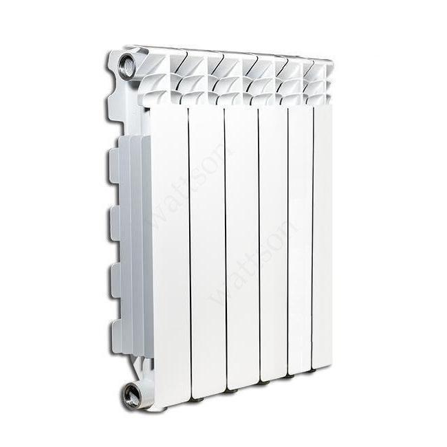 FONDITAL Радиатор алюминиевый EXCLUSIVO B3 500/100 6 секц