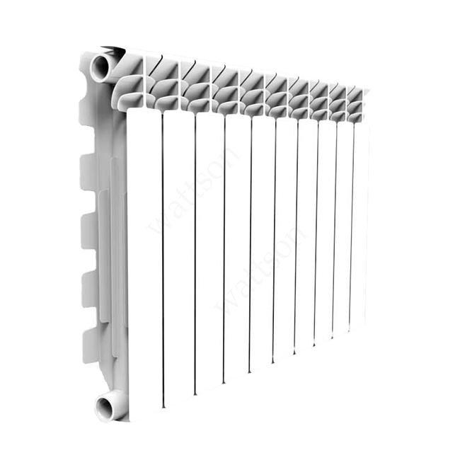 FONDITAL Радиатор алюминиевый EXPERTO A3 500/100 10 секц