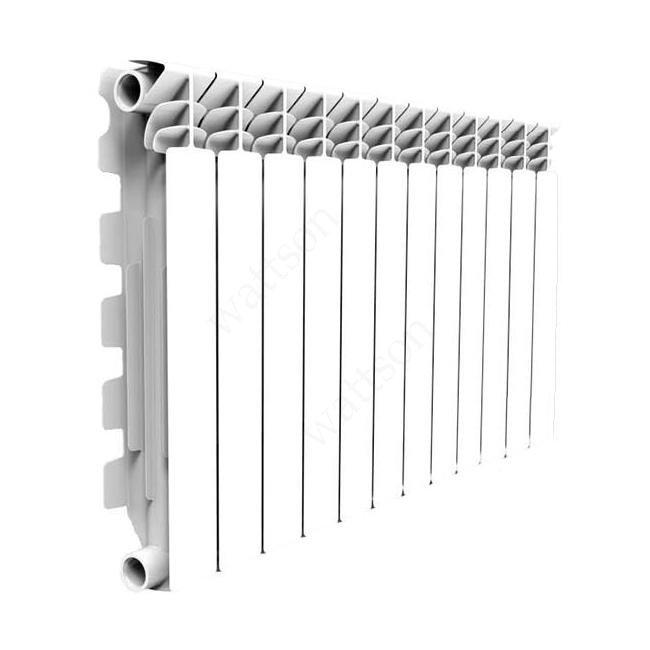 FONDITAL Радиатор алюминиевый EXPERTO A3 500/100 12 секц