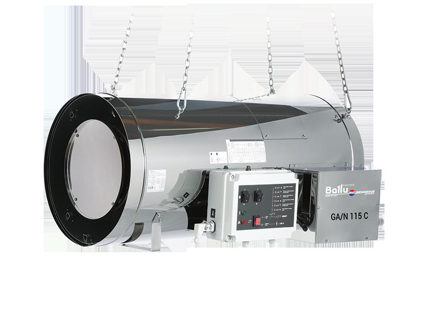 Теплогенератор подвесной газовый Ballu-Biemmedue GA/N 115 C