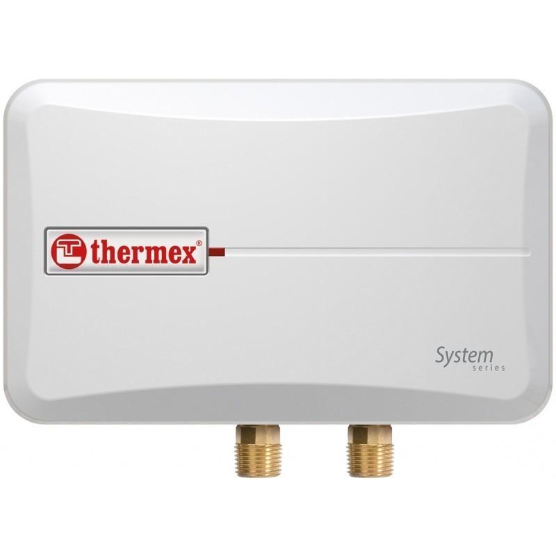 THERMEX Электроводонагреватель проточный SYSTEM 800 (wh)