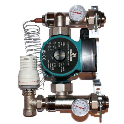Насосно-смесительный узел для систем отопления TIM JH-1032
